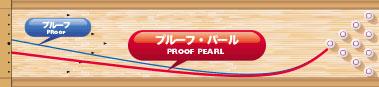 Track PROOF PEARL プルーフパール