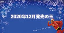 2020年12月 ボウリングボール