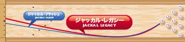 MOTIV  JACKAL LEGACY ジャッカル・レガシー
