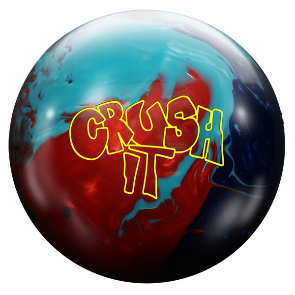 crush it クラッシュイット
