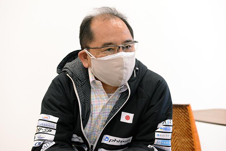 下地賀寿守 ナショナルチーム