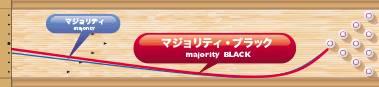 PRO-am majority BLACK マジョリティ・ブラック