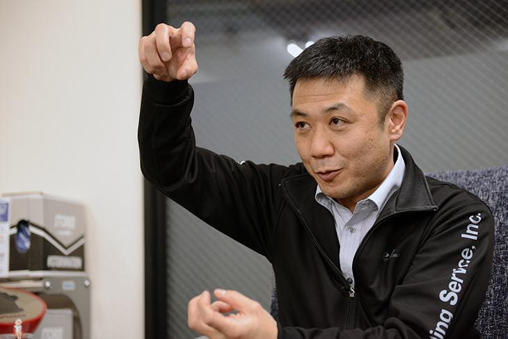 アメリカンボウリングサービス 後藤謙二