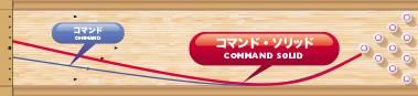 COLUMBIA300 COMMAND SOLID コマンド・ソリッド